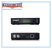 Stock for digital full HD satellite receiver MAGIC DE ORO with IKS SKS IPTV for south America(China)