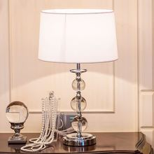 K9 crystal lamp Wyatt modern minimalist table lamp luxury atmosphere grade a special hot Table Lamps(China)