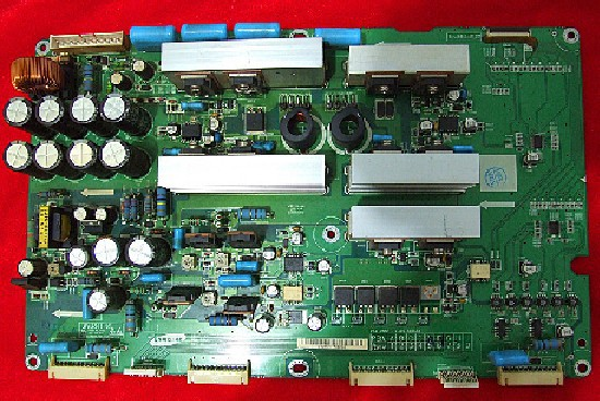 LJ41-02668A LJ92-01256A S42SD-YD05 Y-Main Board<br>