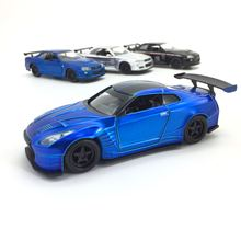 Brand New JADA 1/32 Scale Fast & Furious Brian's Nissan Skyline GTR R34/R35 Diecast Metal Car Model Toy For Gift/Collection(China)