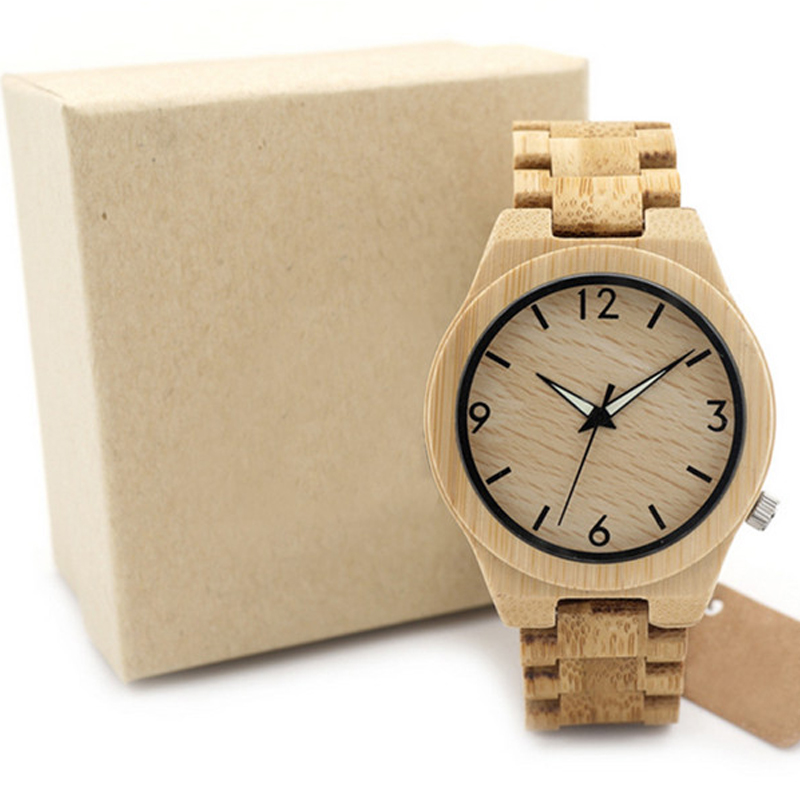 Men Fashion Wood Watch Relogio Masculino Design Wooden Watches for Women Business Man Quartz Wristwatch Clocks Relogio Gifts<br>