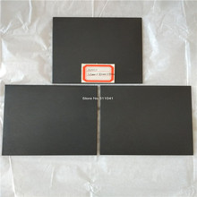 MMO coated Gr1Titanium anode sheet plate Hot Sale,1.5mm*100mm*100mm,free shipping Paypal is available
