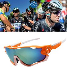 10 Color Cycling glasses New Sports Men Sunglasses Road Cycling Eyeglasse Mountain 2017 Bike Bicycle Riding Protection Goggles