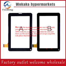 "New hfh070041 f0356 x capacitive touch screen panel Digitizer Glass Replacement For 7"" Inch Avior 2 Tablet Free Shipping(China)"