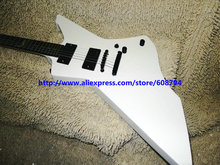 Limited Edition James Hetfield Signature Snakebyte Electric Guitar OEM guitars best selling