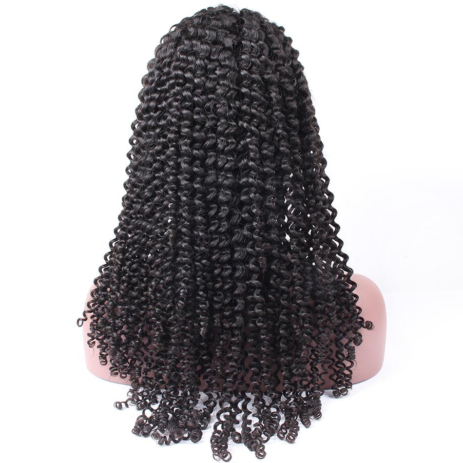 lace front human hair wigs for black women brazilian malaysian indian peruvian virgin hair   (16)