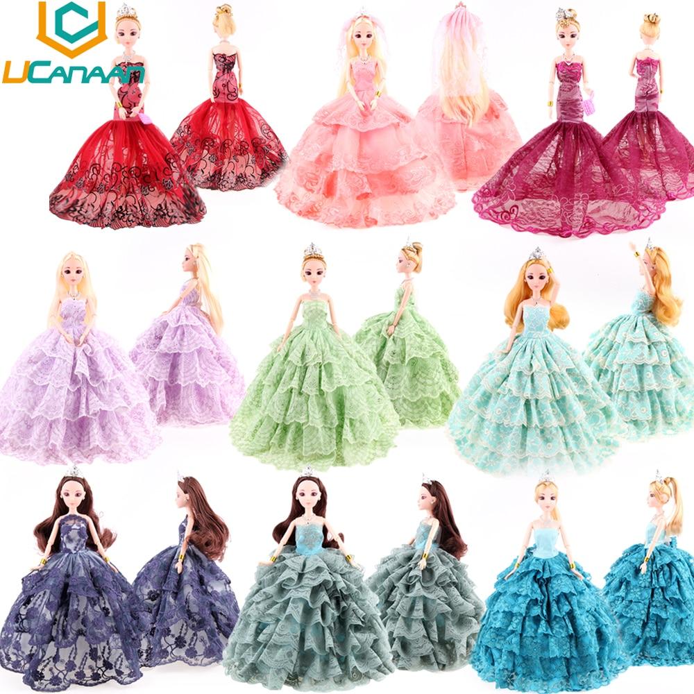 2017 Ucanaan Collector Abbie Doll Girls Favorite Princess Dolls 3D Eyes 27 pcs Accessories Toys Best Brithday Gift DIY Doll <br><br>Aliexpress