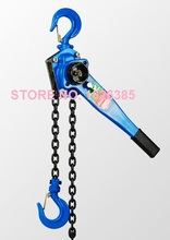 750X1.5M Heavy duty lifting lever chain hoist hand manual lever block crane lifting sling material handling tool industrialgrade