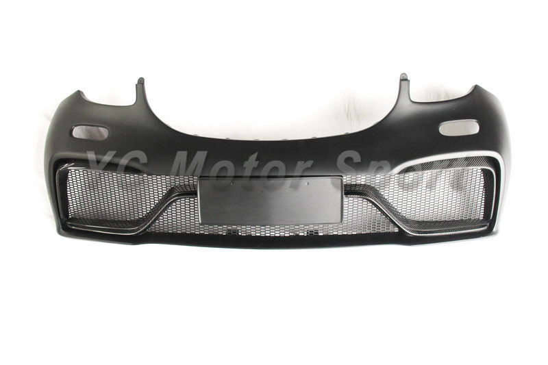 2015-2017 Smart Fortwo C453 & Forfour W453 AMG Style Front Bumper PCF (1)