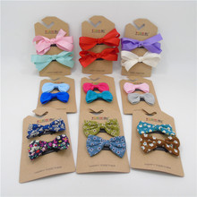 9sets/lot No Slip Metal Hinged Snap Hair Comb Clips Floral Grosgrain Bow Snap-Comb Wig Clips with Rubber for Hair Extension