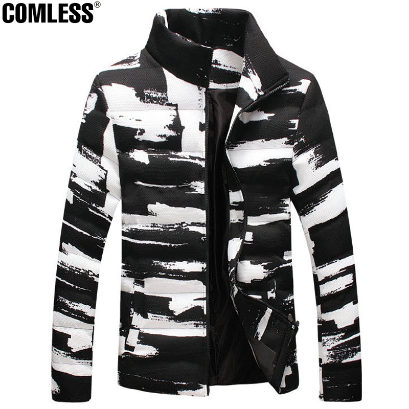 Hot Sale 2016 New Men Winter Jacket Casual Slim Fit Cotton Jackets And Coats For Male Spell Color Brand Clothing Plus Size M-5XLОдежда и ак�е��уары<br><br><br>Aliexpress