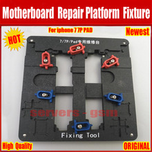 Original Best Maintenance Station Fixture Thicken for iPhone 7 7P Pad For iPad PCB Motherboard Repair Fixture Platform Mould