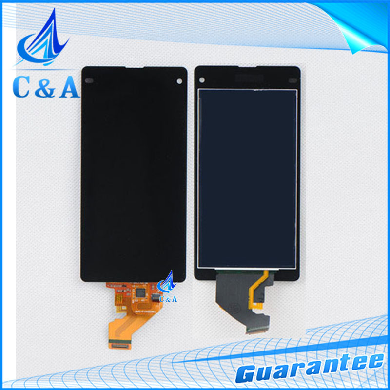 1 piece HK free shipping tested replacement part for Sony Xperia Z1 mini Z1 Compact D5503 lcd display with touch screen assembly<br><br>Aliexpress