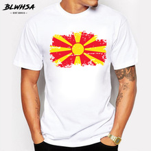 North Macedonia t-shirt