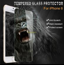 0.3mm premium Tempered Glass for Apple iPhone X 8 4 4s 5 5s 5c SE 6 6s 7 Plus screen protector glass Explosion Proof Film