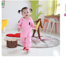 Baby romper/Long sleeves Polo romper/ Unisex sport rompers