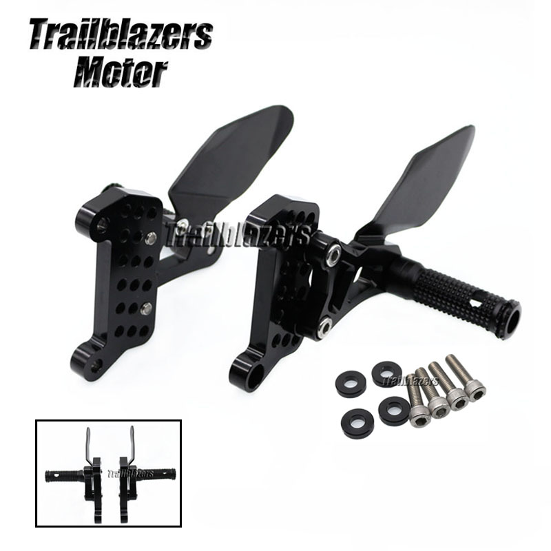 Free shipping Motorcycle CNC Billet Foot Peg Foot Control Kit Rear Sets For MV Agusta Brutale 1090/1078/990/920/910/989/750<br><br>Aliexpress