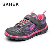 Buy SKHEK Fashion winter Kids Children's Breathable Shoes mesh running Shoes Girls Boys Shoe Casual Girls Sneakers Children 9143 for $13.20 in AliExpress store
