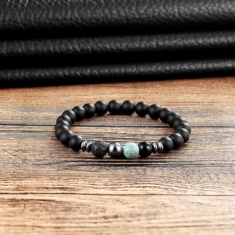 Bracelet en pierre naturelle à saisir sur myzenday.com