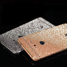 Bling Glitter Shiny Diamond Full Body Front and Back Wrap Decal Film Sticker Skin For Letv le 1SX500/Le 2/2Pro/ Le Max2/Le 3pro(China)