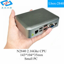 Mini PC available with Linux/Android/win (Lbox-2840)(China)