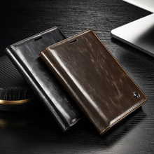 Luxury Vintage Leather Wallet case for Blackberry Passport Silver Edition Book Style Magnetic Auto Flip leather case cover CM