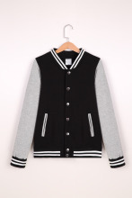 Spring Autumn Jacket Short Slim Baseball Jacket Outerwear Casual College Team Patchwork Baseball Jersey Plus Size S-XX
