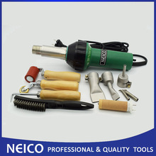 Free Shipping,1600W PVC / TPO Roofing Membrane Hot Air Welding Torch Heat Gun Similar Triac S Plastic Welder Roofing Weld Kits(China)