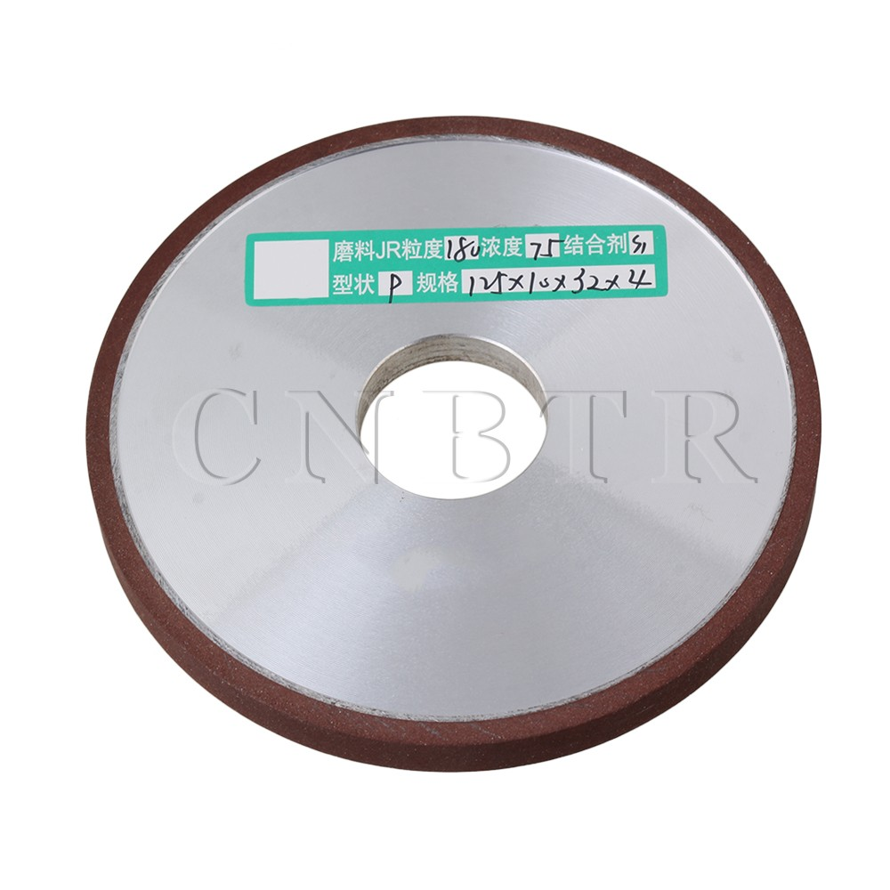 CNBTR Durable Diamond Coated Parallel Grinding Wheel Diameter 125mm Hole 32mm<br><br>Aliexpress