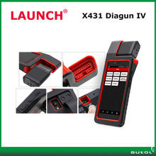 New Arrival WiFi and Bluetooth Launch X431 Diagun IV Universal Vehicle Diagnostic Kit X-431 Diagun IV