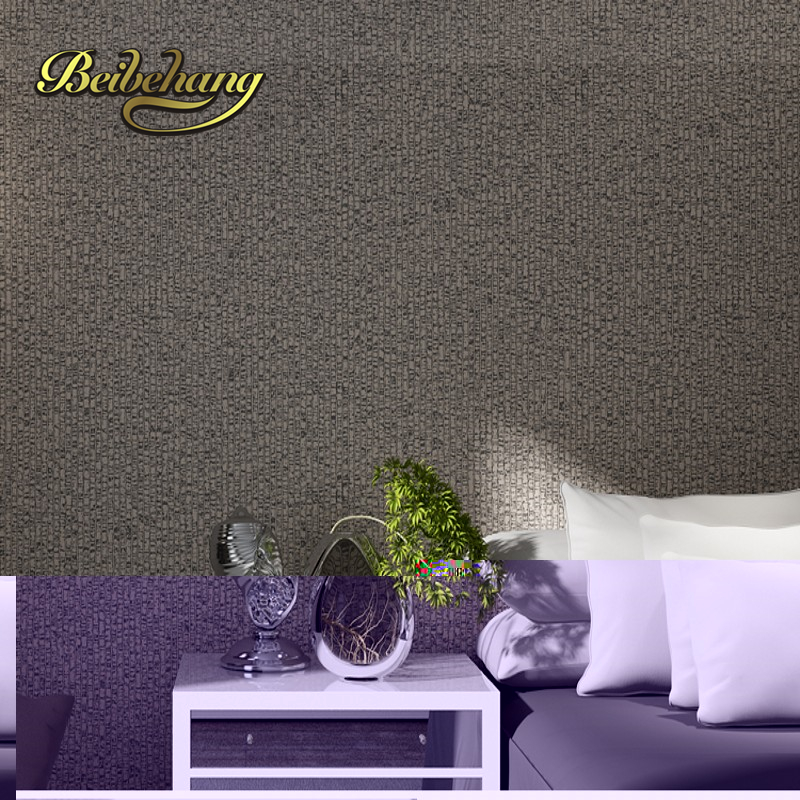 beibehang Plain Classic Silver Grey Vertical Stripes Wallpaper Textured Embossed Wall Paper For Room Decor papel de parede<br>