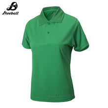 2017/18 good quality badminton polo t shirts jerseys women tennis shirts polyester materials 8 colors available for women shirts