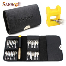 26 in 1 Torx Screwdriver Set Mini Wallet Set Cell Mobile Phone Repair Tools For iPhone 4s 5 5s 6 6s Plus Samsung Computer Tablet(China)