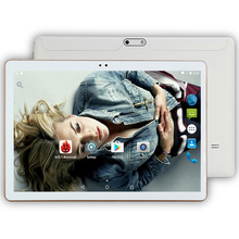 Original Tablet pc 10 inch android 5.1 3G 4G Phone call Internet Wifi GPS Bluetooth Octa Core 4GB/32GB(China)