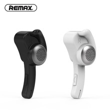 Original Remax Ultra Light In-Ear Bluetooth Earphone Hands Free Music Connect For Smart Phones Wireless Calling Earphones