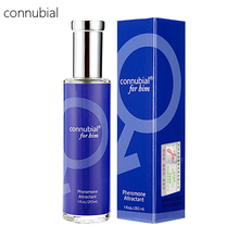 2pcs Sex Perfume for Men Seduce Aphrodisiac Male Spray Oil and Pheromone Flirt L Perfume Men Attract Girl, 29ml ,fragrance(China)