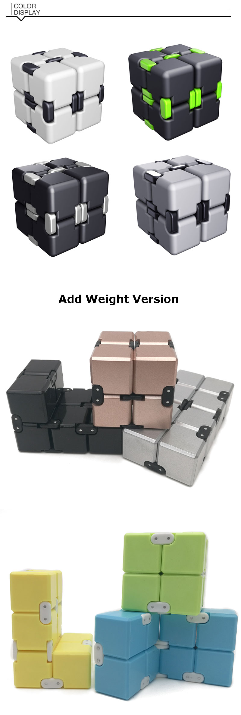 Бесконечный кубик своими руками 84