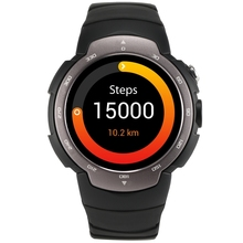 Zeblaze Blitz Smart Watch SmartWatch Phone 3G Android 5.1 MTK6580 Camera WCDMA GSM Waterproof with Email GPS Heart Rate Monitor(China)