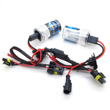 H1 H3 H7 H11 9005 9006 D2S 35W HID Xenon bulb Good Quality Auto Headlight Replacement lamp 6000K Car Light Source DC 12V(China)