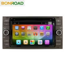 Android 6.01 2Din Car DVD Player for Focus Galaxy S-Max Fusion Transit DDR3 2G RAM 16G/32G Flash GPS Radio BT RDS Mirrorlink 4G(China)