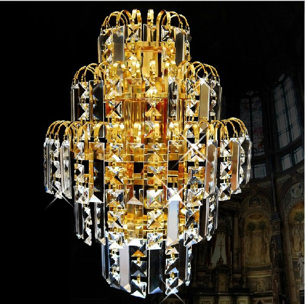 Luxury Crystal wall lamp fashion wall lamps modern wall lights led ofhead brief lighting<br><br>Aliexpress