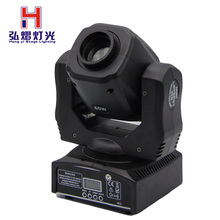 (1 pieces/lot) 60W LED Moving Head Spot Light Led Moving Head Beam dj equipment DMX512 China 60w gobo moving heads(China)