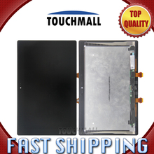 For New LCD Display Touch Screen Assembly Replacement For Microsoft Surface 2 RT 2 Rt2 1572 2nd Black Free Shipping
