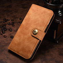 For S7 Luxury Business Card Slot Wallet Holster Leather Cellular Case Cover For Samsung Galaxy S7 S7Edge Phone Bag Photo Frame