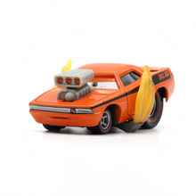Buy Disney Pixar Cars 2 3 Snot Rod Flames Diecast Metal Toy Car Children Gift 1:55 Loose New Stock for $3.99 in AliExpress store