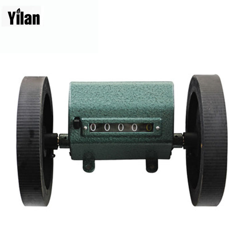 Z96-F Length Measure Counter Length Counter Meter Counter with Rolling Wheel,5-digit  Yard Counte <br><br>Aliexpress