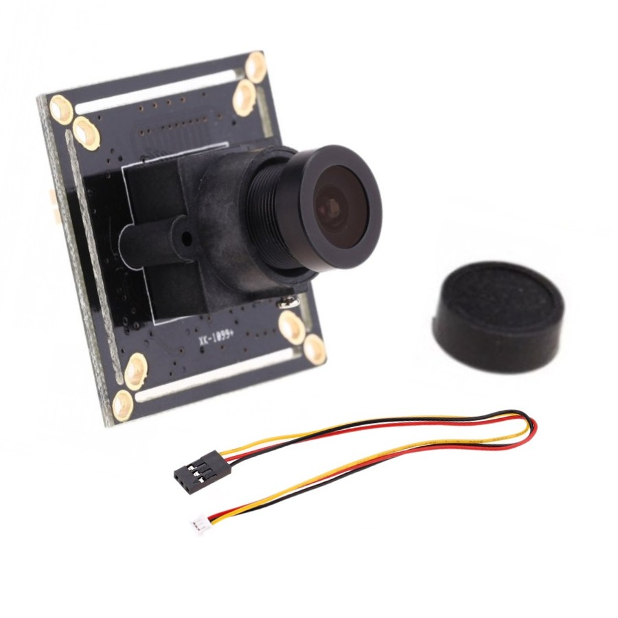 FPV HD1000 1000TVL Micro-Compact Color COMS CCD NTSC 2.8mm Video Camera Lens for Quadcopter Multicopter Aerial Photography<br><br>Aliexpress