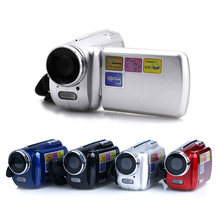 "12MP 1.8"" TFT LCD Mini Digital Video Camera DV Camcorder DV139 4X Zoom 720x480 for Child Chirstmas Gift"