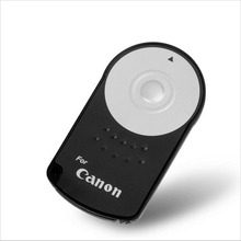 RC-6 IR Infrared Wireless Remote Control Shutter Release For Canon EOS 7D 5D Mark II III 60D 100D 500D 550D 600D 650D 750D 700D
