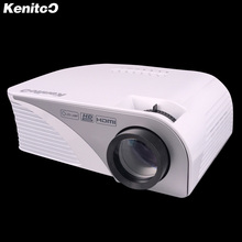 Kenitoo KT-85L Model Brand Projector Mini LED Projector Factory Directly Sale HD Projector Support 1080P HDMoive Free Shipping